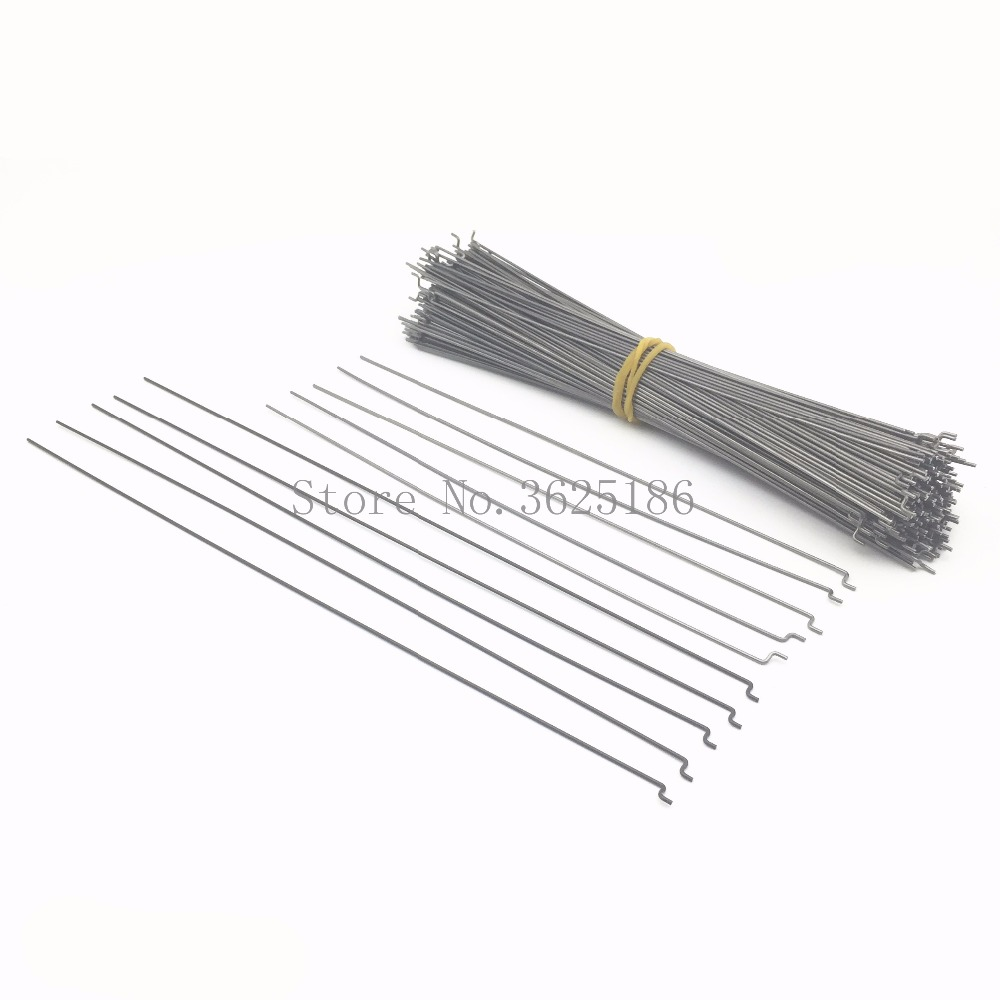 Z type D1.2mm push rod steel wire push pull rod pushrod for rc aircraft airplane pull push connecting rod(China)
