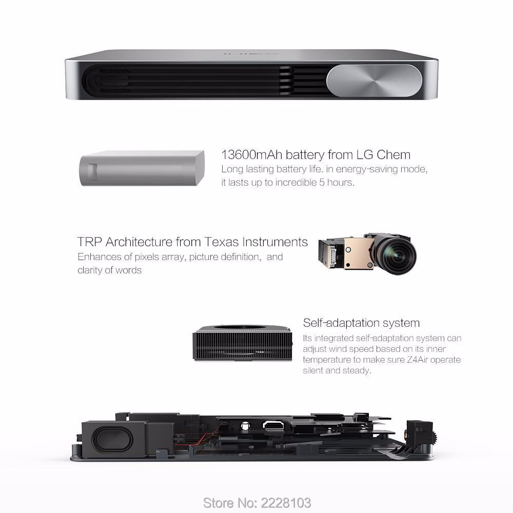 Xgimi Z4 Air 3D Projector (12)