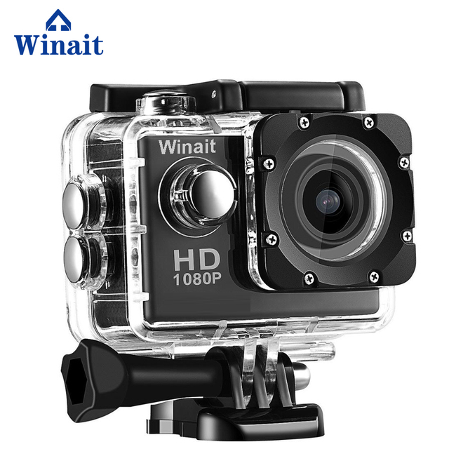 Winait HD720p waterproof digital action camera 1