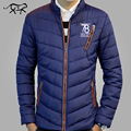 New Arrival Winter Jacket Men Fashion Brand Clothing Casual Jackets and Coats for Male Warm Thick Cotton Pad Men's Parkas M-3XL