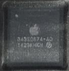 2 pçs/lote 343s0674-a0 343s0674-ao 343s0674 principal ic poder para ipad6 para ipad air 2