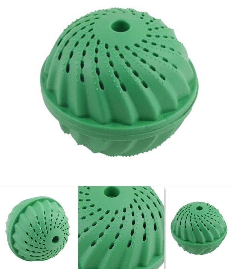 Umweltfreundliche Grüne Wäscherei Ball Anion Moleküle Reinigung Magie Waschen Waschen
