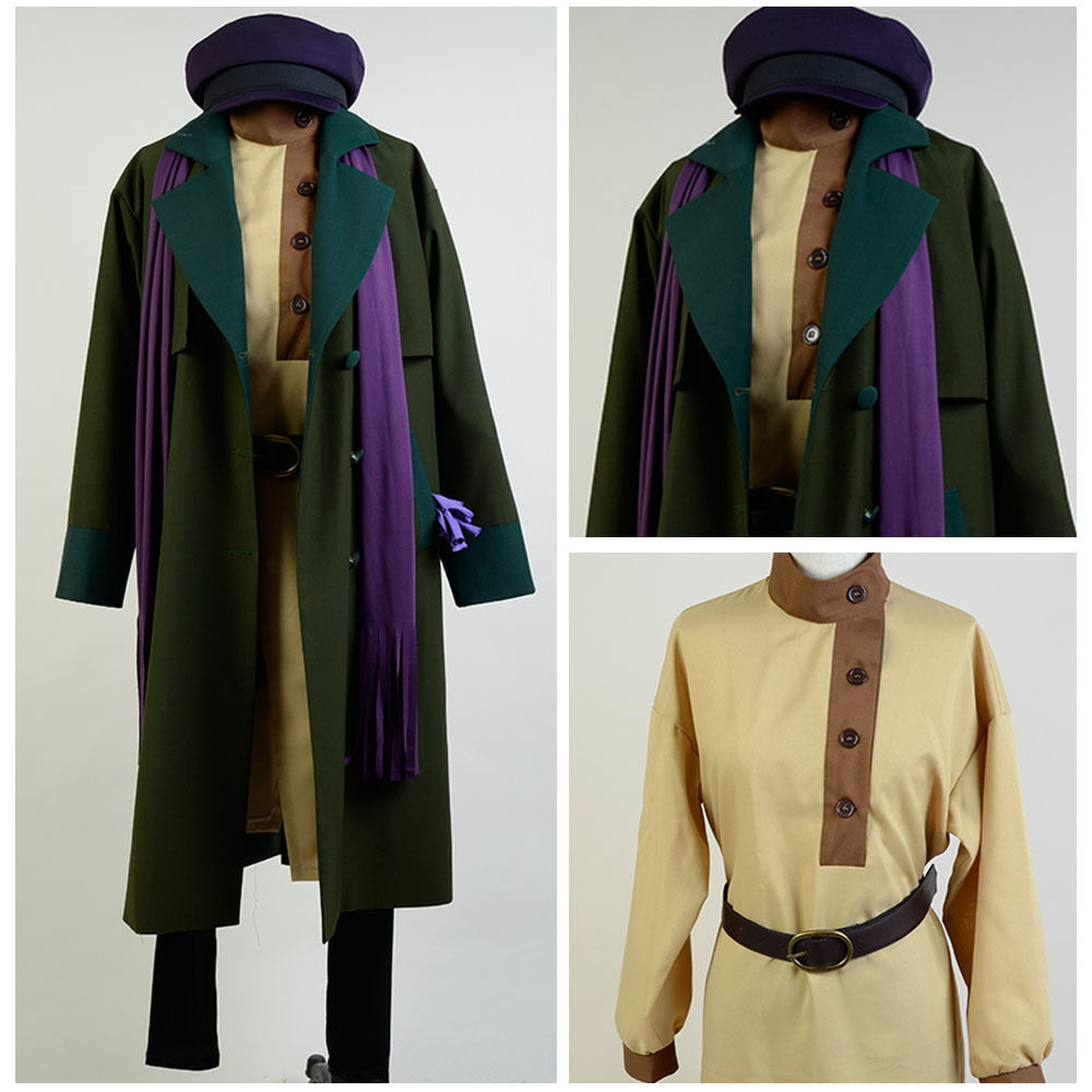 1997 Film Anastasia Anya Halloween Cosplay Costume Full Set For Adult Size Outfit Cap Halloween