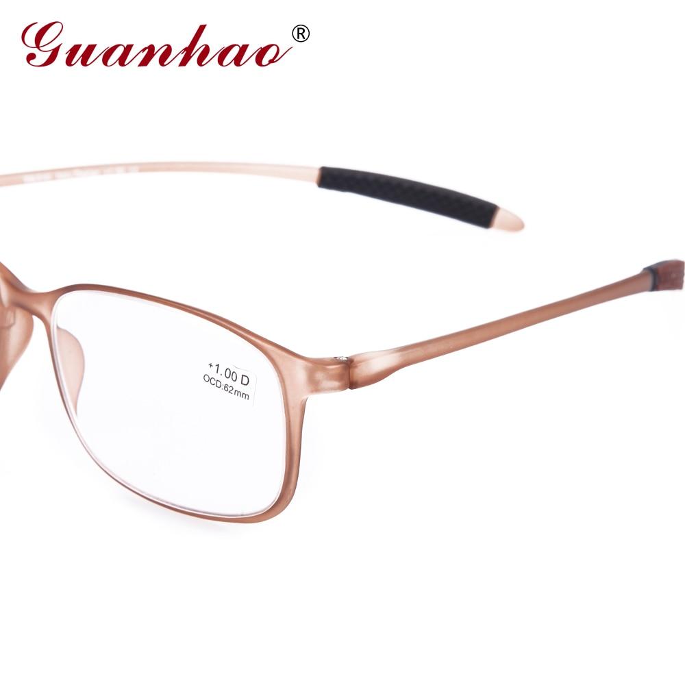 Guanhao TR90 Montura de lente de resina Gafas transparentes Hombre - Accesorios para la ropa - foto 5