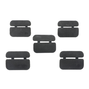 Image 2 - 5 Pcs for Volvo S80 S80L S60 Car Plastic Fasteners Hood Cotton Insulation Hoop Lining Clips Buckle