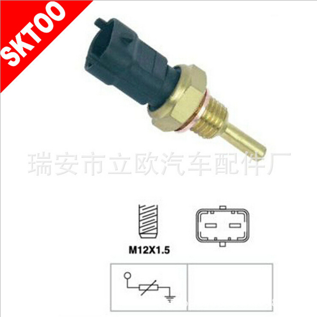 APEEK SKTOO 1338467 6235605 Für Opel Fiat temperatur sensor hersteller, temperatur sensor stecker