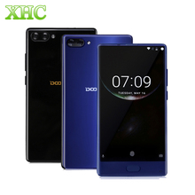 "DOOGEE MIX 5,5 ""Android 7.0 Samrtphones Helio P25 Octa-core Dual zurück Kameras Dual SIM Handys RAM 4 GB ROM 64 GB 3380 mAh"