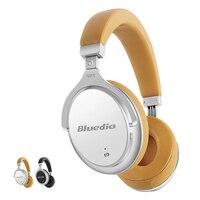 Tüketici Elektroniği'ten Bluetooth Kulaklık & Kulaklıklar'de Orijinal Bluedio F2 Kulaklık ANC kablosuz bluetooth mikrofonlu kulaklıklar Destek Müzik