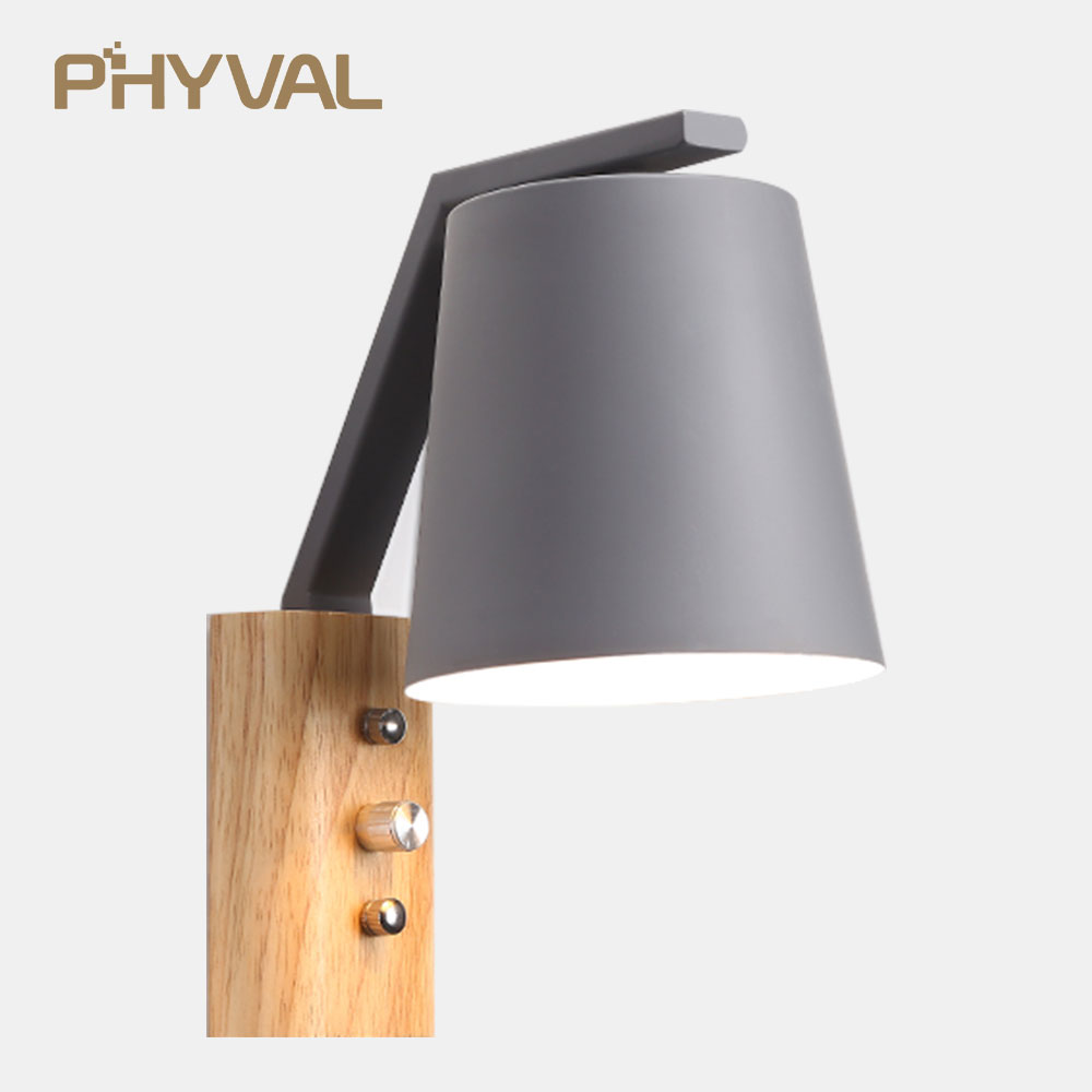 LED Wall Lamp Simple Creative Wall Lights Bedroom bedside Decoration Nordic Designer Living room Corridor Hotel Wall Lamps E27 modern mini bedroom wall lights simple bedside lamp creative living room wall lamps fashion home decoration lighting white black
