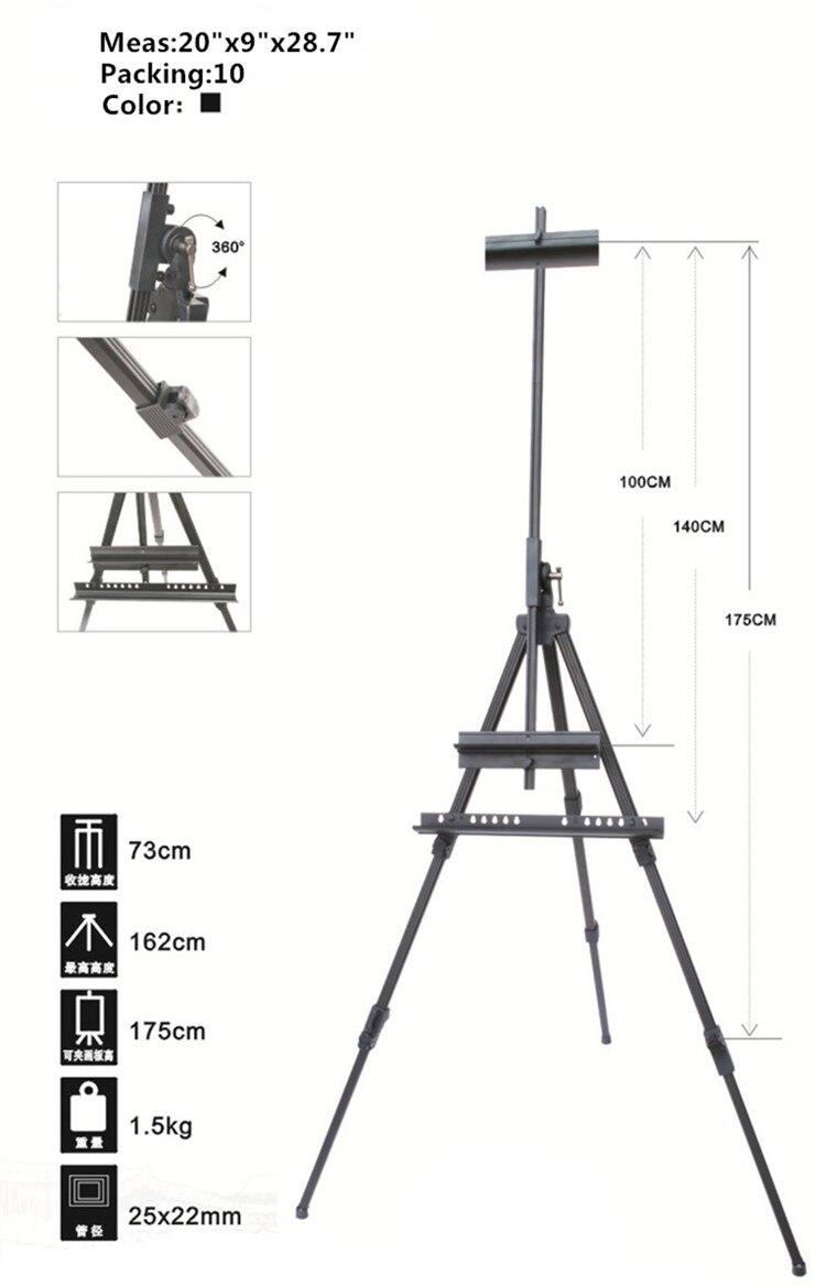 produs korea expert grade portable adjustable folding telescopic
