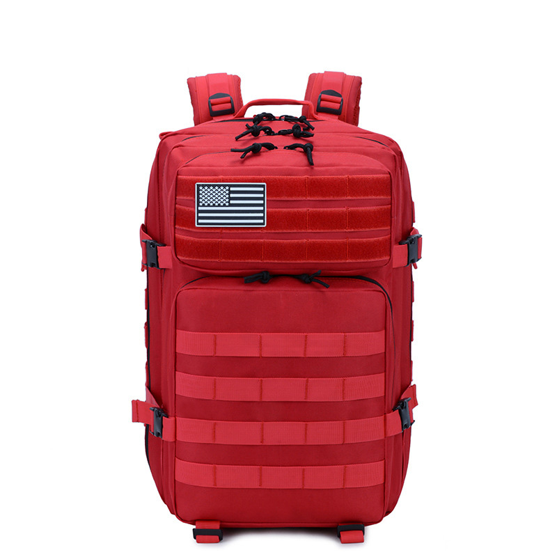 45L grande capacité homme armée tactique sacs à dos militaire assaut sacs en plein air 3 P EDC Molle Pack pour Trekking Camping sac de chasse