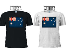 Australian Flag Australia Sydney T-shirt Vest  Top Men Women Unisex 1431 New T Shirts Funny Tops freeshipping