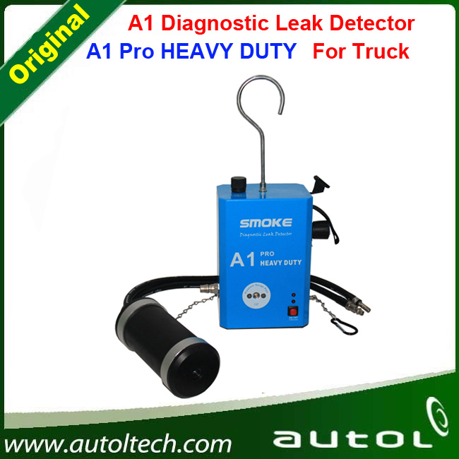 Smoke Machine Leak Detector A1 Pro HEAVY DUTY Support UV detection method for tiny leaks