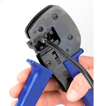 1 pcs/lot A-2546B Solar MC4 connector Crimping Tools crimping Plier for solar pv cable (26-10AWG) (2.5-6.0mm2) 10pcs lot pv 8