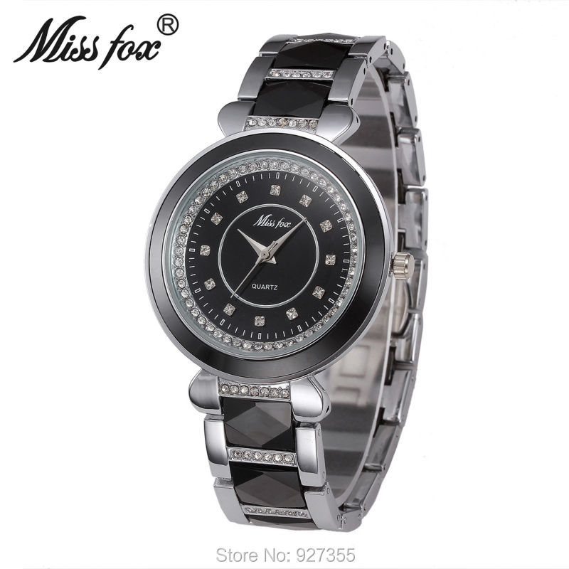 Hot Sales Women White Black Ceramic Watches Luxury High Quality Watch  Fashion&Casual Wristwatches Dress Watch Waterproof ClocksHot Sales Women White Black Ceramic Watches Luxury High Quality Watch  Fashion&Casual Wristwatches Dress Watch Waterproof Clocks