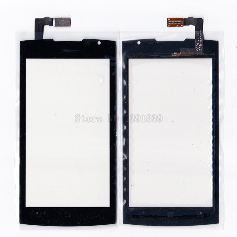 Touch Screen Digitizer Glass Panel For Prestigio MultiPhone PAP4500 PAP 4500 Duo