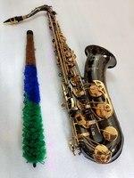 Янагисава T 901 Bb Музыкальные инструменты тенор саксофон черный Золотой Саксофон Professional performance Бесплатная доставка