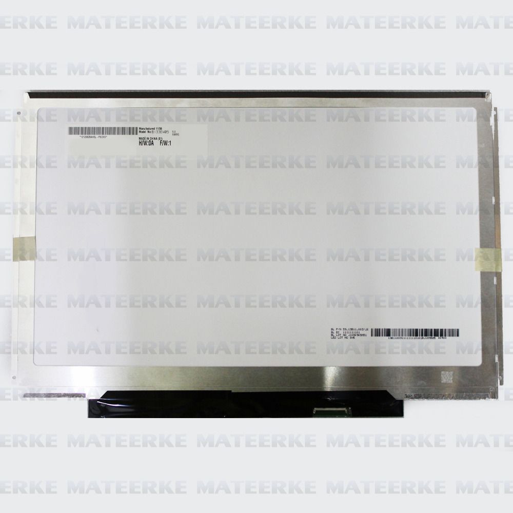 13.3 Laptop LCD Screen LP133WX2 (TL)(A1) B133EW05 V.0 for Dell Latitude E4300 кроссовки springfield springfield sp014awvgl05