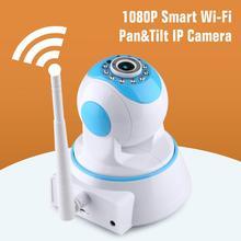 SANNCE 1080 P беспроводная Wi-Fi ip-камера для домашней безопасности ip-камера 2MP Wifi для наблюдения в помещении камера ИК ночного видеонаблюдения камера детский монитор