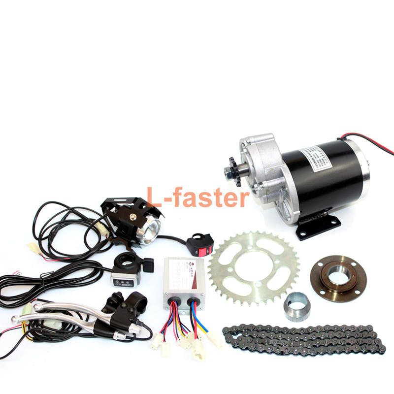 Pd750 Electric Motor Kit: 24V36V48V 450W Electric Tricycle Conversion Kit Electric