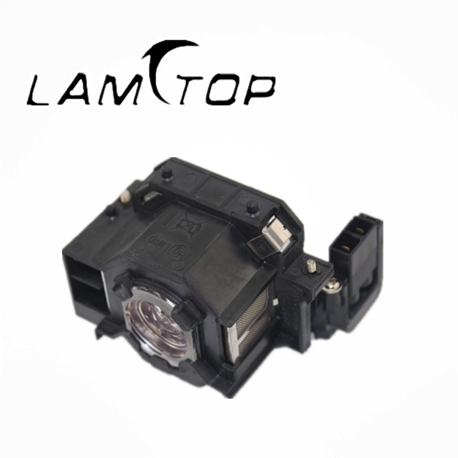 FREE SHIPPING  LAMTOP Hot selling  original lamp  with housing   ELPLP42/V13H010L42   for   EMP-83 стоимость