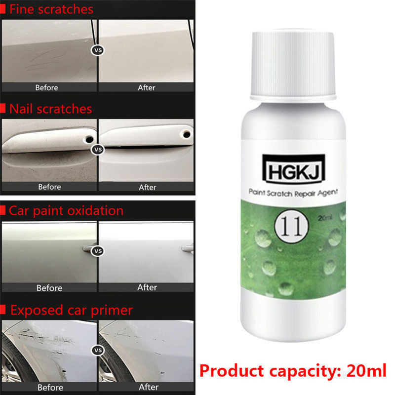 Polishing Wax Care Painting Hydrophobic-Paint Glass Scratches-Remover Repair-Agent Ce