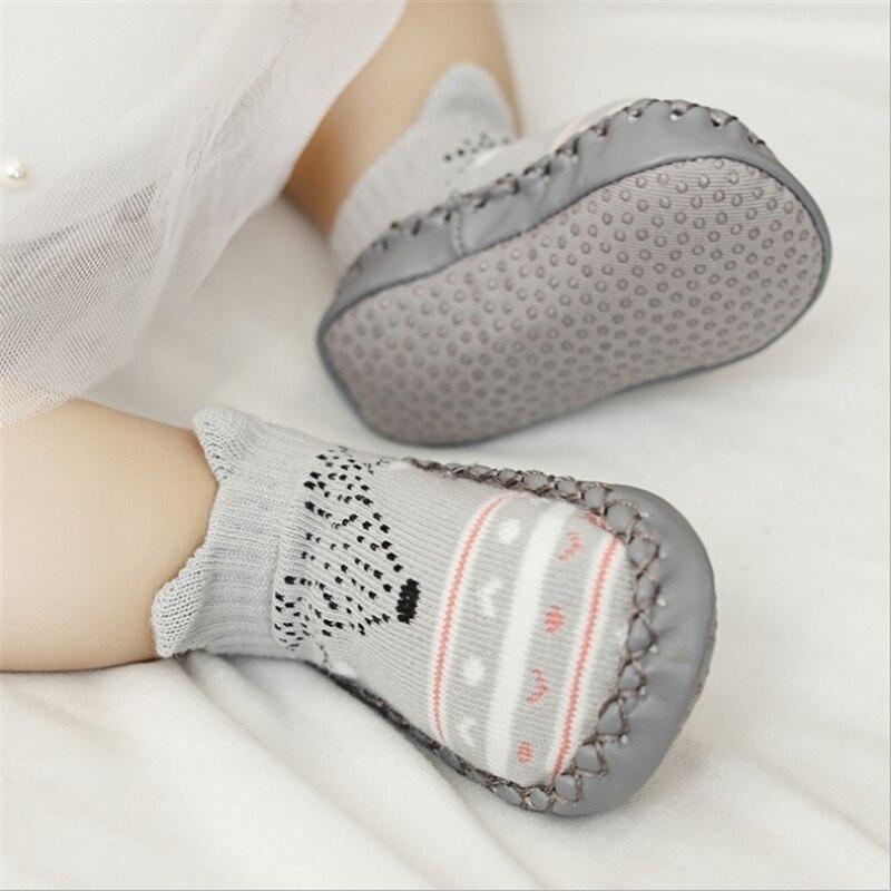 Toddler Baby Shoes Soft Sole Newborn Infant First Walker Cartoon Owl