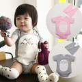 special offer cartoon totoro baby rompers jumpsuit infant 100% twinset cotton 2 PCS  rompers baby girl clothes bebe vestidos
