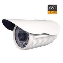 HD CVI 720P 1.0MP CCTV Security Bullet Camera Waterproof 36IR LEDs 6mm Lens