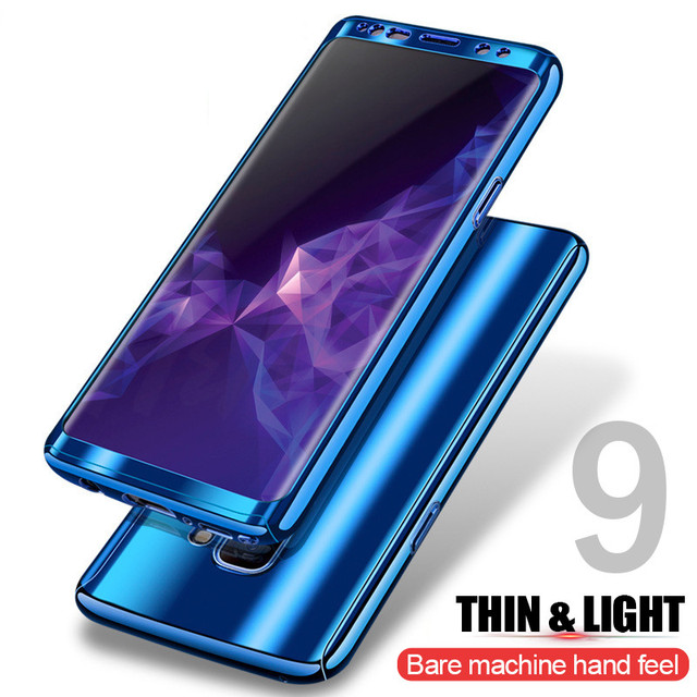 Hard Protective Full Mirror Case For Samsung