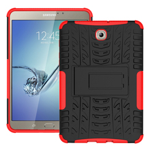 Heavy Duty Rugged Armor Dazzle Shockproof KickStand Fundas Case For Samsung Galaxy Tab S2 8.0″ T710 SM-T715 T715 Tablet Cover