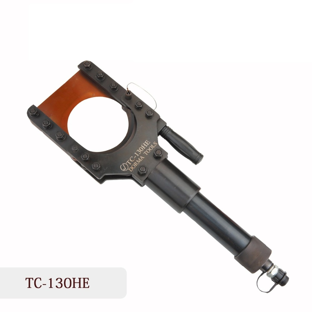 TC-130HE Split Hydraulic Cable Cutter Cable Scissors Cable Cutter Manual Hydraulic Cable Cutter 130mmTC-130HE Split Hydraulic Cable Cutter Cable Scissors Cable Cutter Manual Hydraulic Cable Cutter 130mm