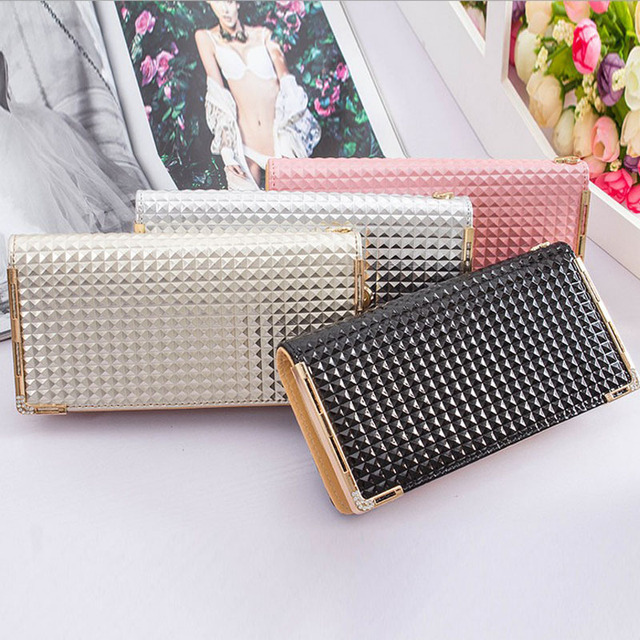 Hot fashion purse latest design ladies wearresistant long section of  highquality fine hand wallet female bag free shipping 1b5f92520d255