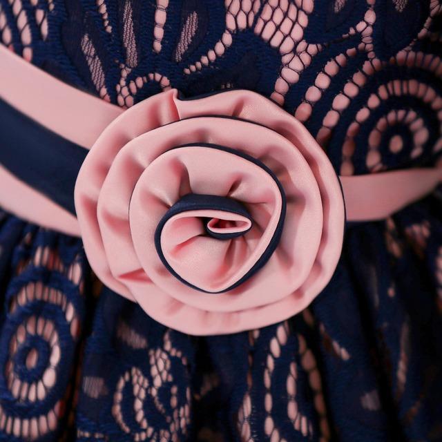 Baptême de Bébé Fille Robe À Manches Longues 1 année d'anniversaire Nouveau-Né Princesse Robes Infant toddler bébé Tutu Robe Fille vêtements