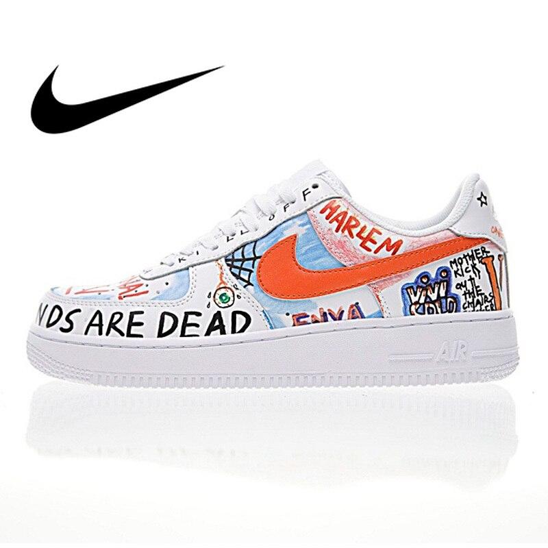 NIKE AIR FORCE 1 LOW Men Skateboarding Shoes Sneakers Outdoor Sports Athletic Breathable Designer Footwear Jogging 923088-100