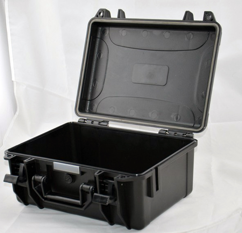 361X289X165MM ABS Tool case toolbox Impact resistant sealed waterproof equipment camera case with pre-cut foam shipping free tool case toolbox trolley impact resistant sealed waterproof wheel case photographic equipment box camera case with pre cut foam