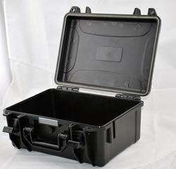 361X289X165MM ABS Tool case toolbox Impact resistant sealed waterproof equipment camera case with pre-cut foam shipping free