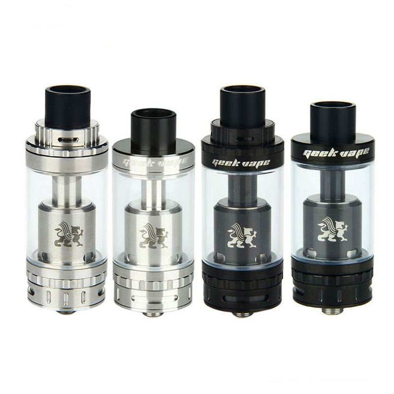 Electronic Cigarette GeekVape Griffin 25 RTA Tank Atomizer 6ml Rebuildable with Velocity style Deck griffin 25 rta ecig Original