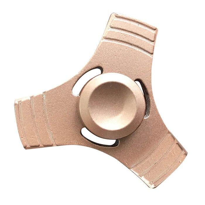 Hand Spinner Métallique Triangulaire