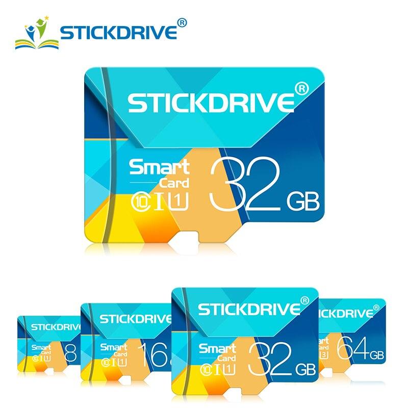 Free adapter tarjeta micro sd 128GB 64GB Memory Card 32GB 16GB 8GB 4GB Micro SD/TF Card For smartphone/Car monitor/Tablet