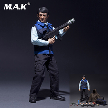 DS01 1/6 Weapons Expert Morgan Freeman Boss Wayne Company CEO Colletible 12 Action Figure Model Toy