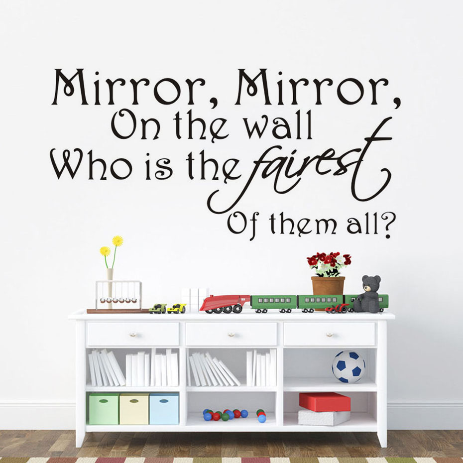 Aliexpress Buy Snow White Magic Mirror Who Is The Most Fairest