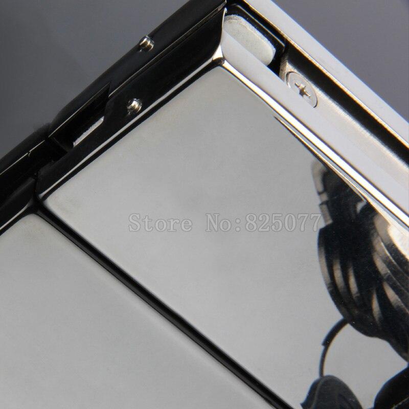 1pcs Frameless Glass Door Lock Clamp Floor Spring Door Accessories
