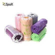 Zipsoft, купальное полотенце, пляжные полотенца, мочалка, микрофибра, ткань, быстросохнущая, для спорта, Путешествий, Походов, Кемпинга, тренажерного зала, бассейна, ванны, Йога, коврик, одеяло