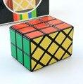 A estrenar Diansheng larga ladrillo 3 x 3 x 3 cubo mágico antigua doble Fish cubo mágico Speed Puzzle cubos juguetes educativos juguetes especiales