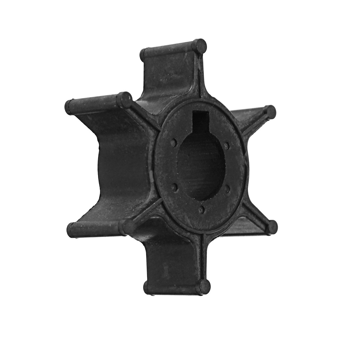 Outboard Motor Engine Water Pump Impeller For Yamaha 4-6HP #6E0-44352-00-00