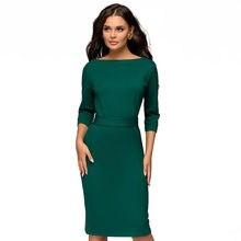379e13bed28 Brand New Outono Bodycon Vestido Roupas Femininas Festa Da Moda Apertado  Cintura Fina Laço de Vestido