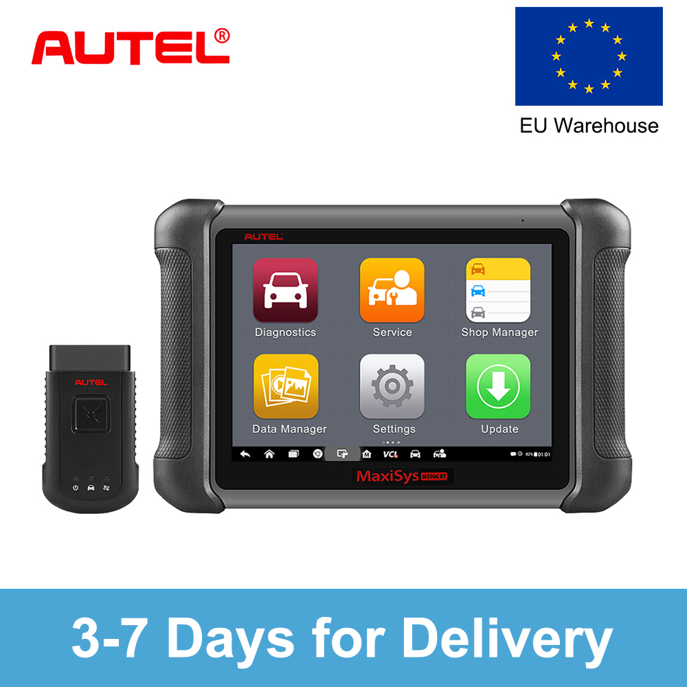 Automotive Scan Tool >> Us 1247 0 14 Off Autel Maxisys Ms906bt Scan Tool Pro Obd2 Auto Scanner Diagnostic Tool Obd 2 Car Diagnostic Scanner Eobd Automotive Car Scan Tool In