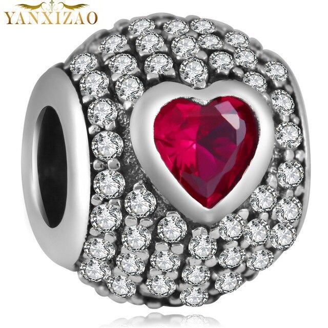 7ed75bac7 Αγορά Χάντρες | Diy Jewelry Making Women Pulsera Bamoer Fit Pandora ...