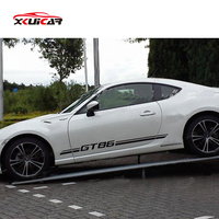 Car stlying Garland Decoration Converted Car Stickers Case for Honda CR Z / Toyota GT86